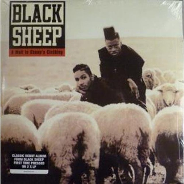 Black Sheep WOLF IN SHEEP'S CLOTHING Vinyl Record