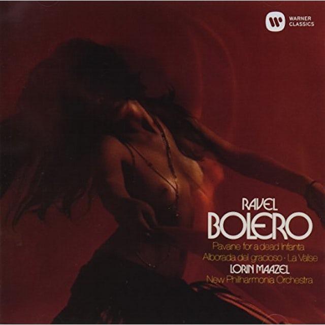 Lorin Maazel RAVEL: BOLERO CD