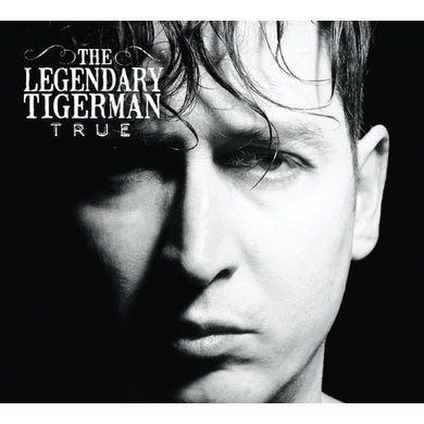 The Legendary Tigerman TRUE Vinyl Record