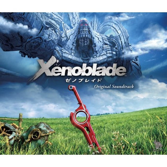 Game Music XENOBLADE ORIGINAL SOUNDTRACK CD