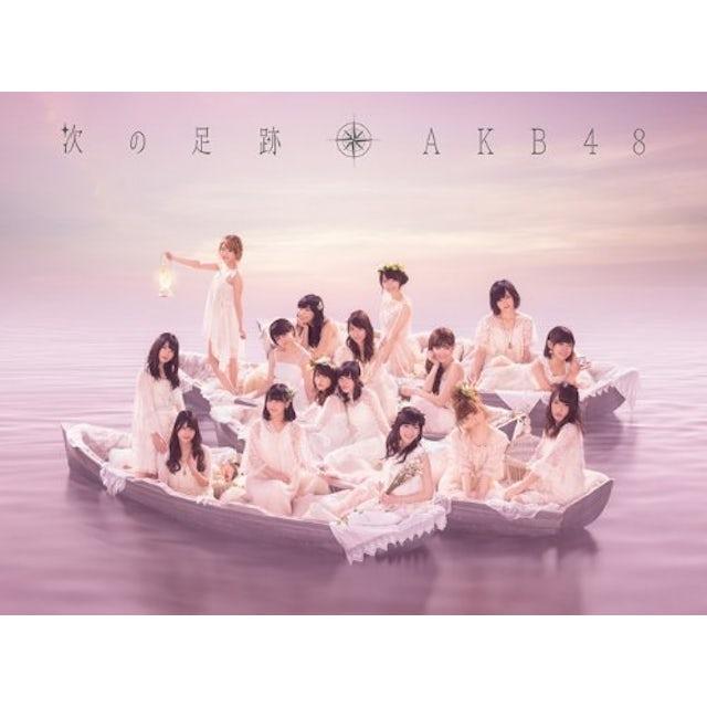 AKB48 TSUGI NO ASHIATO CD