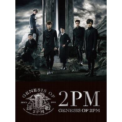 GENESIS OF 2PM CD