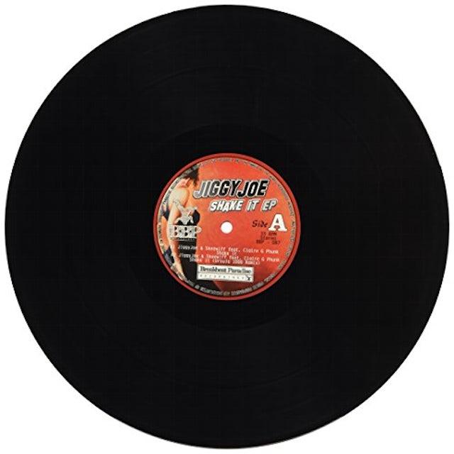 Joe Skeewiff Jiggy & Jazz.K.Lipa SHAKE IT EP Vinyl Record