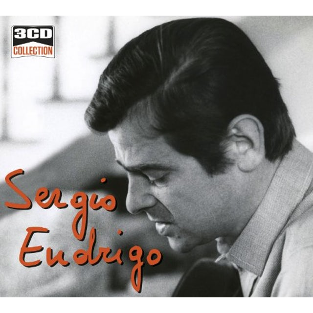 3CD COLLECTION: SERGIO ENDRIGO CD