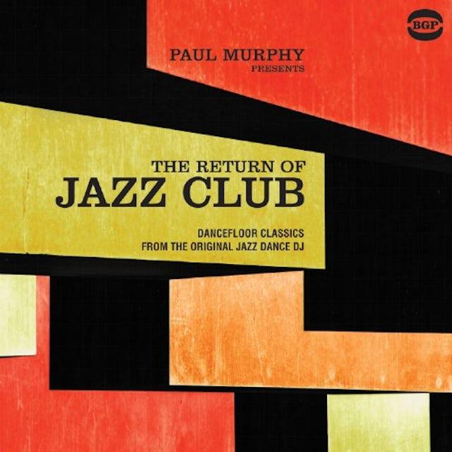 Paul Murphy Presents The Return Of Jazz Club / Var Vinyl Record