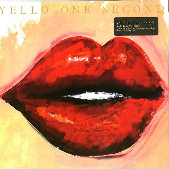 Yello ONE SECOND-REMASTERED- Vinyl Record