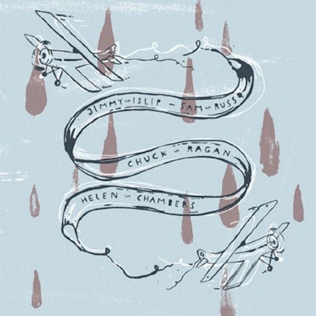 Ragan / Russo / Islip / Chambers HOMEWARD BOUND Vinyl Record
