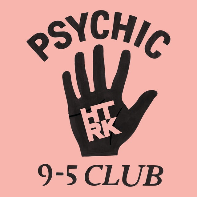 Htrk PSYCHIC 9-5 CLUB CD
