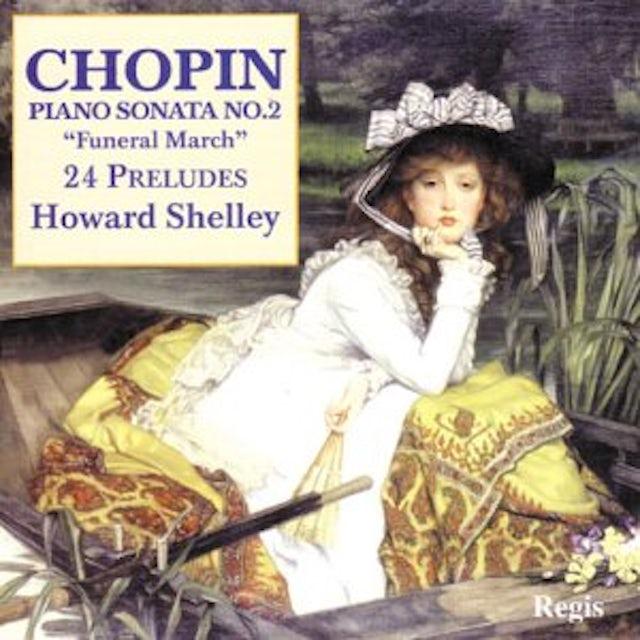 Chopin PIANO SONATAS 2-P CD