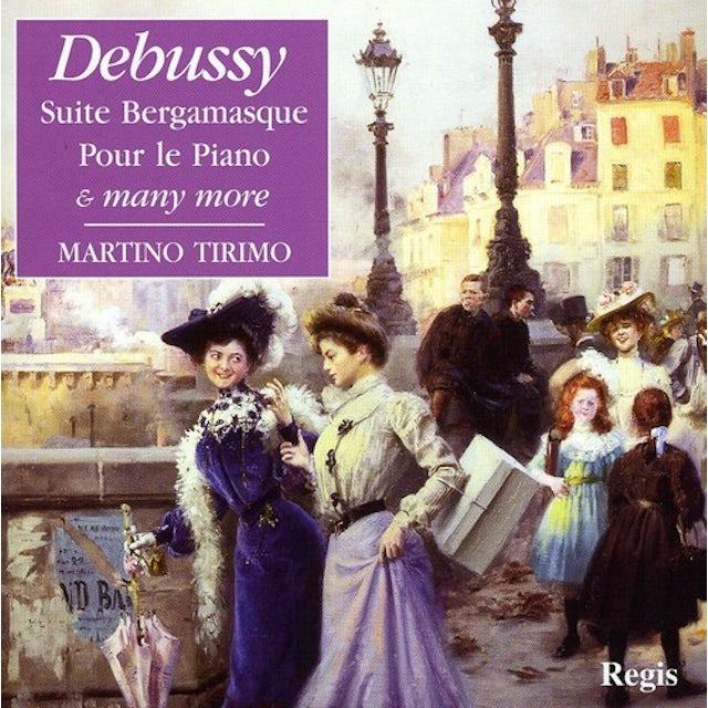 Debussy SUITE BERGAMASQUE ETC CD