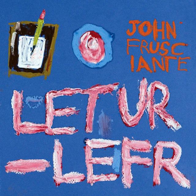 John Frusciante LETUR-LEFR CD