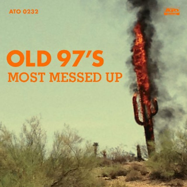 Old 97's MOST MESSED UP Vinyl Record