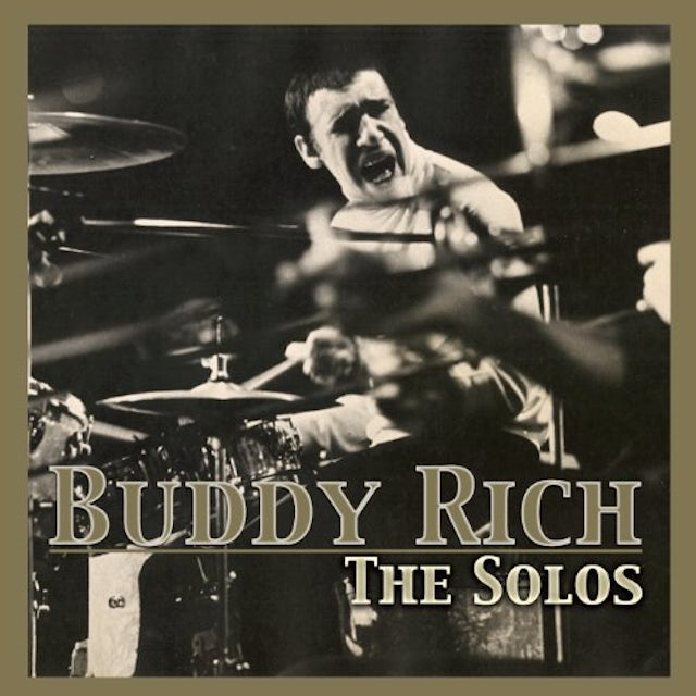 Buddy Rich SOLOS CD