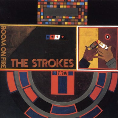 The Strokes ROOM ON FIRE CD