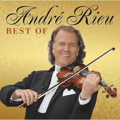 Andre Rieu BEST OF CD