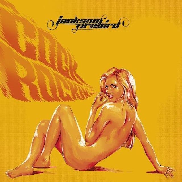 Jackson Firebird COCK ROCKIN CD