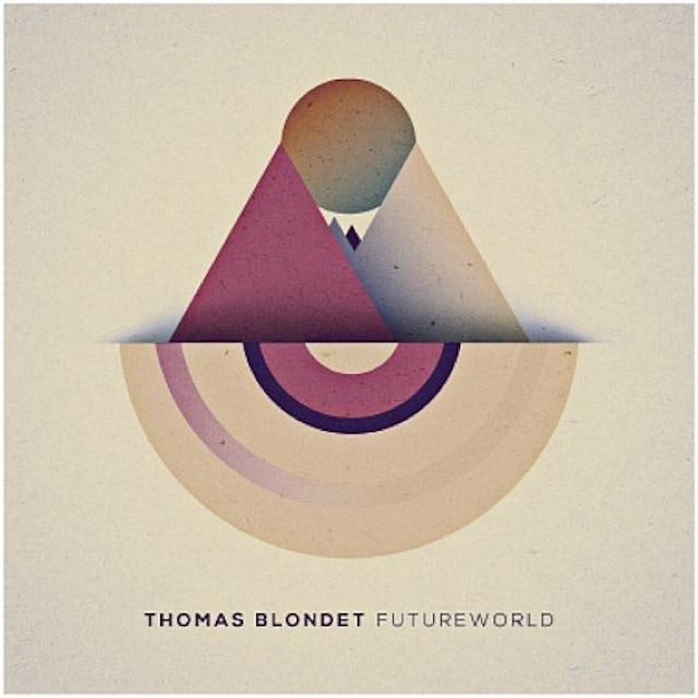 Thomas Blondet FUTUREWORLD CD