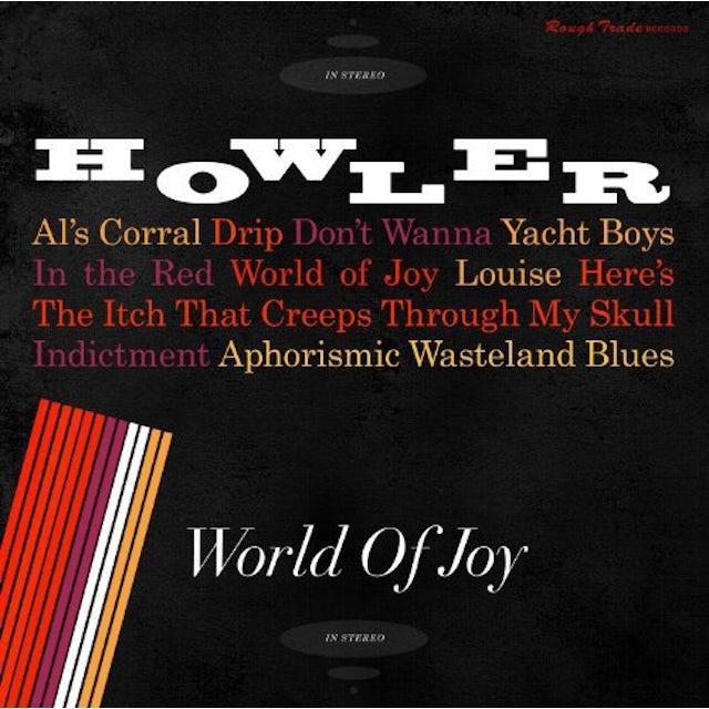 Howler WORLD OF JOY Vinyl Record