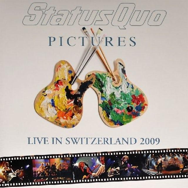 Status Quo PICTURES-LIVE IN SWITZERLAND (UK) (Vinyl)