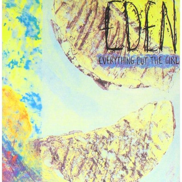 Everything But The Girl EDEN 30TH ANNIVERSARY GATEFOLD LP Vinyl Record