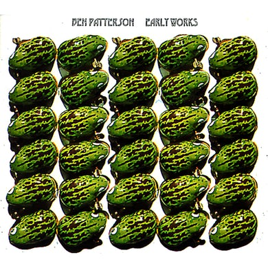 Ben Patterson EARLY WORKS CD