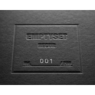 Emptyset RECUR (SPECIAL EDITION) Vinyl Record - w/CD, Special Edition