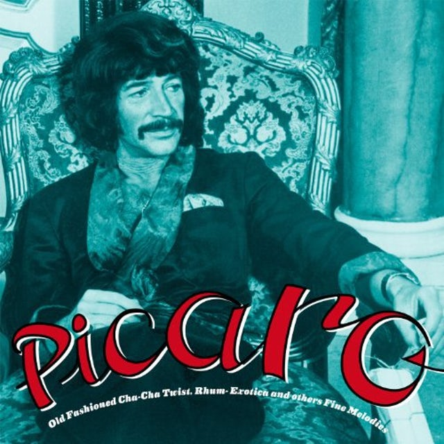 Picaro: Old Fashioned Cha-Cha Twist Rhum / Var Vinyl Record