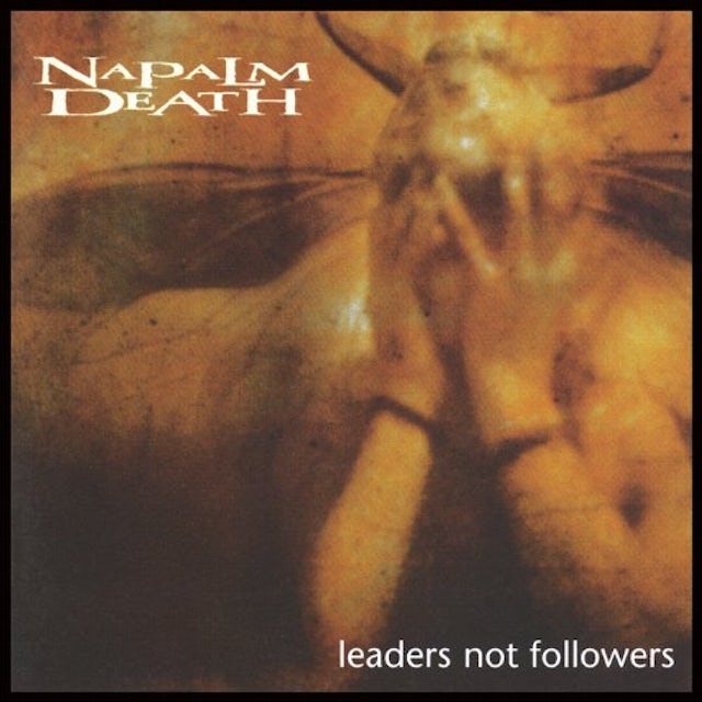 Napalm Death LEADERS NOT FOLLOWERS Vinyl Record
