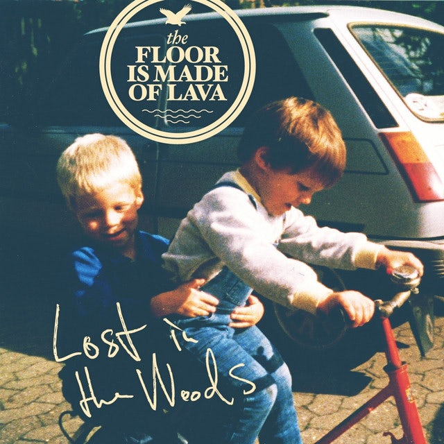 Floor Is Made Of Lava LOST IN THE WOODS Vinyl Record