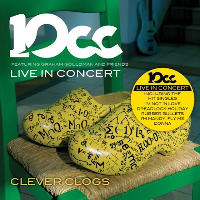 10CC-LIVE IN CONCERT CD