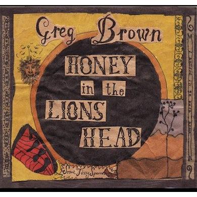 Greg Brown HONEY IN THE LION'S HEAD CD