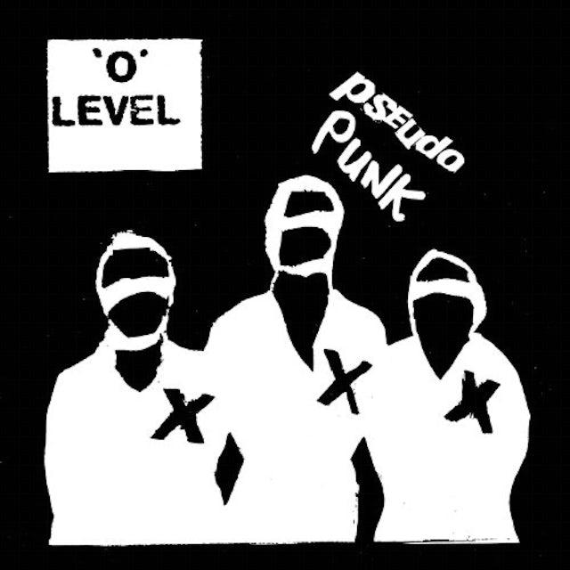 O Level PSEUDO PUNK Vinyl Record