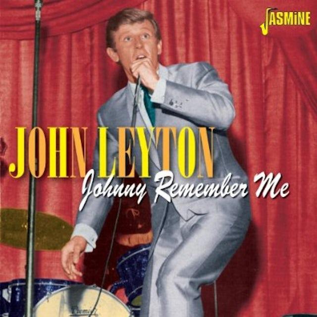 John Leyton JOHNNY REMEMBER ME CD