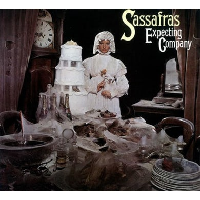 Sassafras EXPECTING COMPANY:REMASTERED/EXPANDED EDITION CD