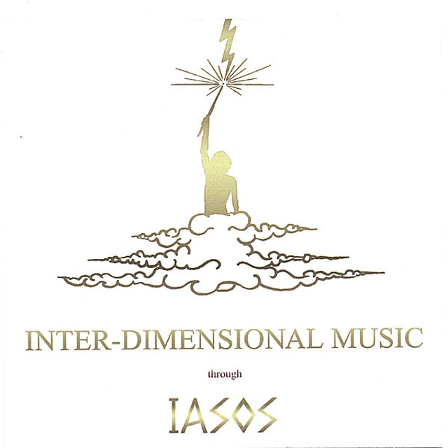 Iasos INTER-DIMENSIONAL MUSIC CD