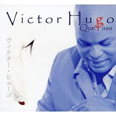 Victor Hugo SALSA QUE PASA CD