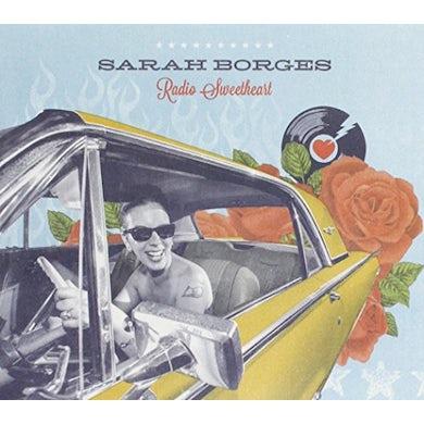 Sarah Borges RADIO SWEETHEART CD