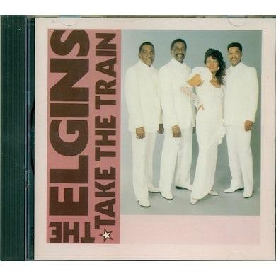 Elgins TAKE THE TRAIN CD