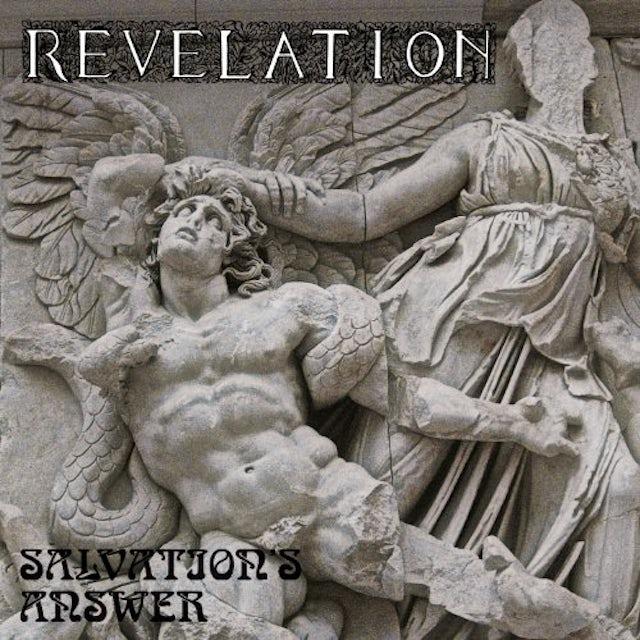 Revelation SALVATION'S ANSWER CD