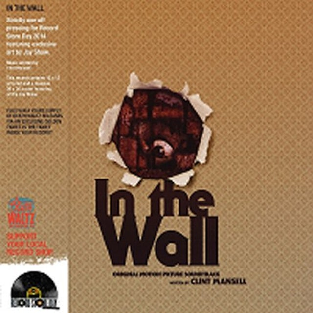 Clint / In The Wall Mansell IN THE WALL Vinyl Record