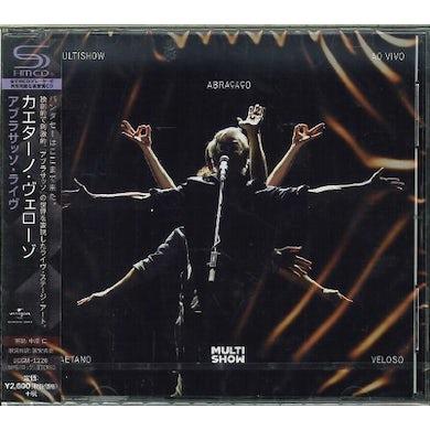 Caetano Veloso MULTISHOW AO VIVO ABRACACO CD