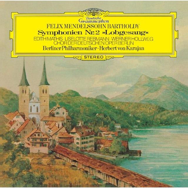 Herbert Von Karajan MENDELSSOHN: SYMPHONY NO.2 CD
