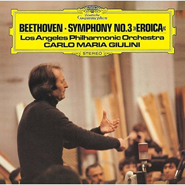 Carlo Maria Giulini BEETHOVEN: SYMPHONY NO.3 CD