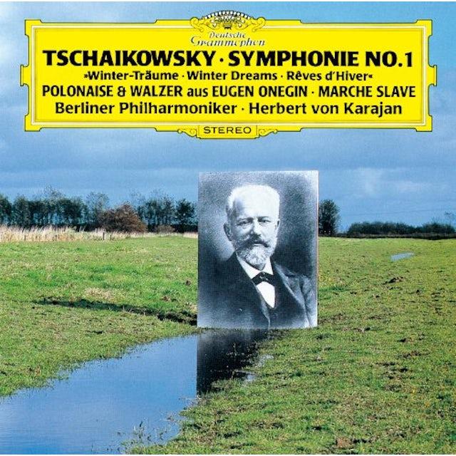 Herbert Von Karajan TCHAIKOVSKY: SYMPHONY NO.1. CD
