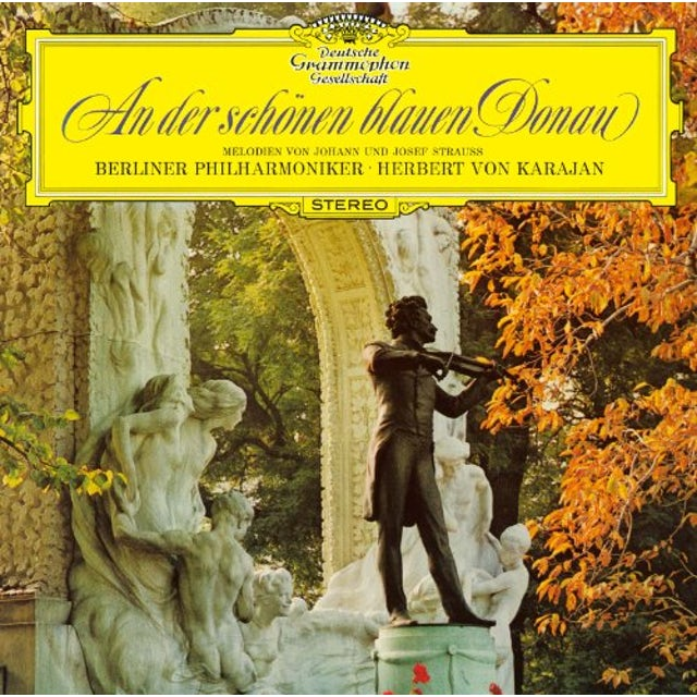 Herbert Von Karajan STRAUSS CONCERT VOL.1 CD