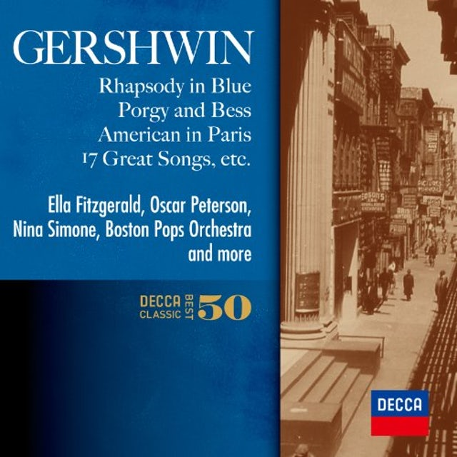 George Gershwin VERY BEST OF GERSHWIN CD