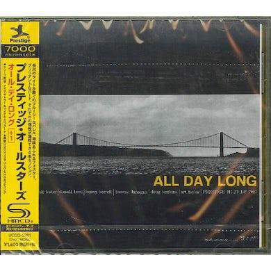 Prestige All Stars ALL DAY LONG CD