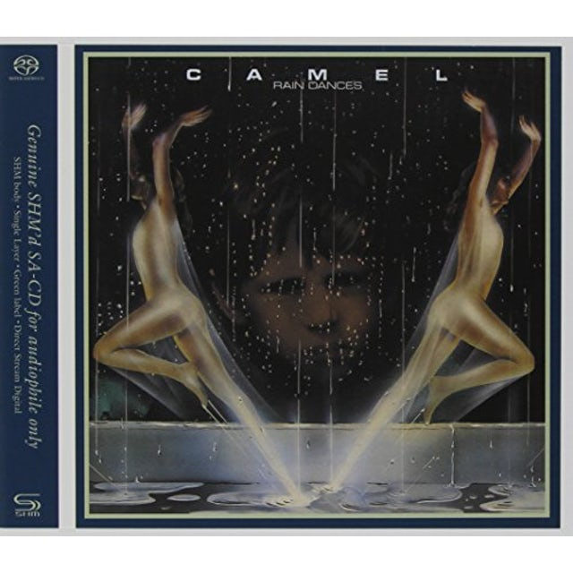 Camel RAIN DANCES CD