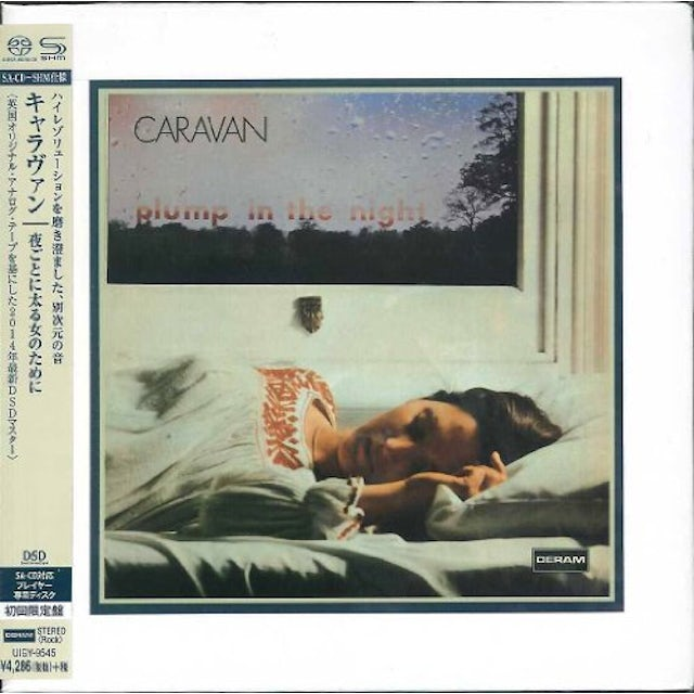Caravan FOR GIRLS WHO GROW PLUMP IN THE NIGH CD