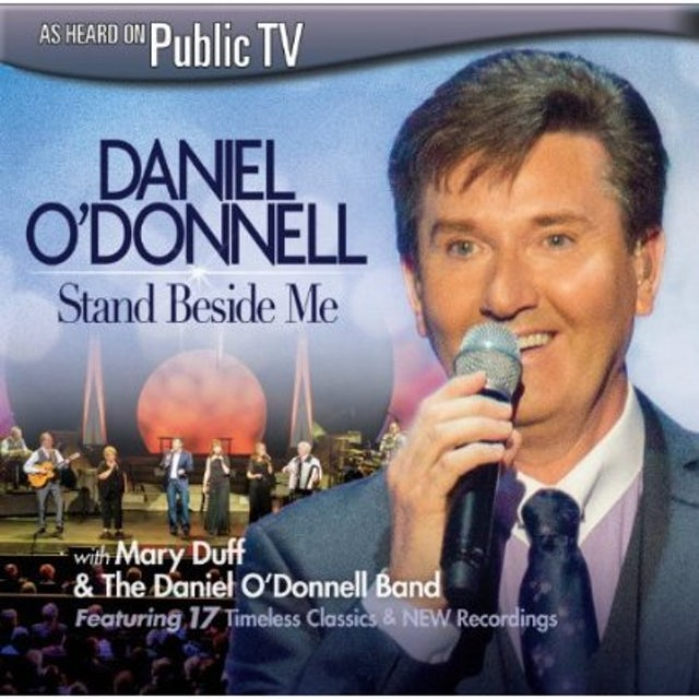 Daniel O'Donnell EXCL STAND BESIDE ME CD